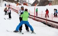 KAYAK SEZONU - Palandöken'de Nisan Ayında Kayak Keyfi