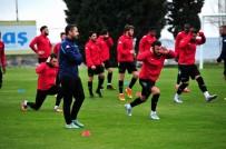 DEVRE ARASı - Samsunspor İkinci Yarıda Açıldı