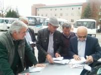 TRAFİK YÖNETMELİĞİ - Selendi'de Öğrenci Servisleri Denetlendi