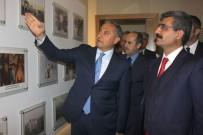 AHMET ALTUNBAŞ - SGK Başkanı Bağlı'dan AOSB'ye Ziyaret