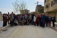 2010 YıLı - Söke'de Heyelan Korkusunun Bittiği Dostlar Sokak'ta Artık Yüzler Gülüyor