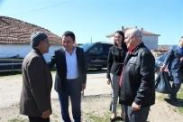 KÖY MUHTARI - Süloğlu Kaymakamı Köy Halkıyla Buluştu