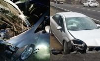 Sürücü Yol Çalışmasını Fark Edemedi Açıklaması 2 Ölü, 3 Yaralı
