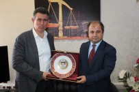 METİN FEYZİOĞLU - TBB Başkanı Metin Feyzioğlu Malatya Barosunu Ziyaret Etti