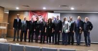 EKONOMI VE TEKNOLOJI ÜNIVERSITESI - TBD'nin Yeni Başkanı Rahmi Aktepe Oldu