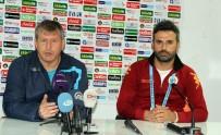 SAFET SUSİC - Teknik Direktör Susic Açıklaması 'Ligde Kaldık'