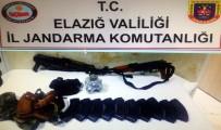 Teröristlerin Mühimmatını Saklayan Şüpheli Yakalandı