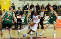MEHMET ŞAHIN - Trabzon Banvit'e Boyun Eğdi