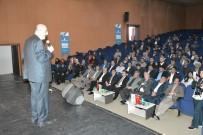 ABDURRAHMAN DİLİPAK - Virnşehir Kaymakam Ömer Çimşit Ekonomi Kulübü'nün Düzenlediği Konferansa Katıldı.