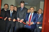 MURAT DURU - Yeni Tarım Binasının Temel Atma Töreninde Develiler Tek Yürek Oldu