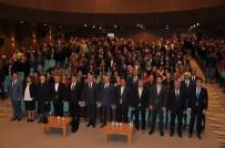 SEYFETTİN YILMAZ - Yozgat'ta MHP Anayasa Değişikliği Bilgilendirme Toplantısı Yapıldı