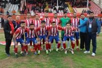 MUSTAFA AVCı - 1.Amatör Ligde Çat Gençlikspor Şampiyon Oldu