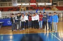 CENGIZ AYDOĞDU - 41 İlden 320 Sporcu Trabzon'da Şampiyon Olmak İçin Yumruk Atıyor