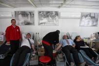 BÜLENT TEKBıYıKOĞLU - Ahlat'ta Kan Bağışı Kampanyası