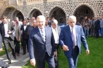 AHMET TÜRK - Ahmet Türk, Baykal'ı Ağırladı