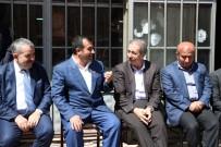 AK Parti Genel Başkan Yardımcısı ,Eker Kürtçe Mevlit Okuyan Genci Dinledi