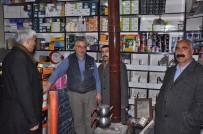 SELAHATTIN BEYRIBEY - AK Parti Kars İl Teşkilatı Durmak Bilmiyor