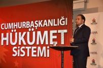 12 EYLÜL - AK Parti'li Baybatur'dan Ana Muhalefete Eleştiri Açıklaması