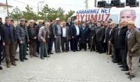AHMET ÖZDEMIR - AK Parti'li Özdemir Açıklaması '5 Yılda 15 Yıllık Hizmet Yapılacak'