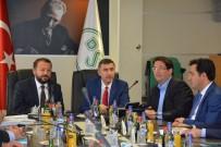 SERDENGEÇTI - Aksaray'ın Yeni Su Arıtma Tesisi İçin İmzalar Atıldı
