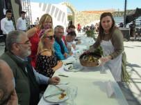 ALAÇATı - Alaçatı'daki Festivalde 200 Bin Kişi Ağırlandı