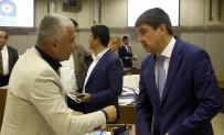 İŞ MAKİNASI - Antalya Büyükşehir Belediyesi Nisan Ayı Meclisi