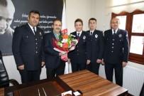MUSTAFA YIĞIT - Bafra'da Polis Haftası