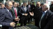 FARUK ÖZLÜ - Bakan Özlü, Referandum Çalışmasını Hızlandırdı
