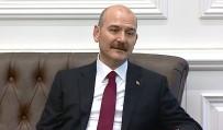 POLİS ÖZEL HAREKAT - Bakan Soylu Açıklaması 'Polis Alımına Yapılan 14 Bin Müracaat Yetersiz'