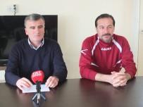 BANDIRMASPOR - Bandırmaspor'da Teknik Direktör Şimşek İstifa Etti İddiası