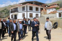 ÇARıKLAR - Başkan Akın, Mahalle Ziyaretlerini Sürdürüyor