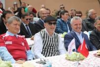 GÜLCEMAL FIDAN - Başkan Altınok Öz, Şehit Fethi Sekin Futbol Turnuvasına Katıldı