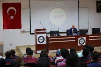 OSMAN GAZİ KÖPRÜSÜ - Başkan Çolakbayrakdar, Mühendis Adaylarına Başarının Sırlarını Anlattı
