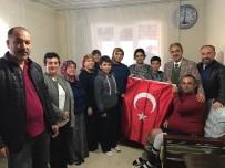 Başkan Dinç'den 15 Temmuz Gazisine Ziyaret