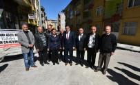ATAKÖY - Başkan Gürkan Ataköy Mahallesinde Sürdürülen Çalışmaları Yerinde İnceledi