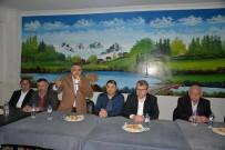 HALIL ELDEMIR - Başkanı Selim Yağcı Sinoplularla Bir Araya Geldi