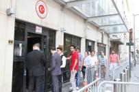 SEÇİM SÜRECİ - Belçika'da 81 Bin 540 Türk Vatandaşı Oy Kullandı