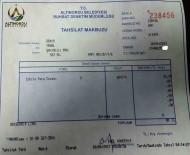 MAKAM ARACI - Belediye Başkanı Zabıtaya Ceza Kestirdi