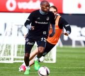 RİCARDO QUARESMA - Beşiktaş'ta Lyon Mesaisi Sürdü