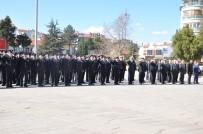 HASAN YAMAN - Bozüyük'te Türk Polis Teşkilatının 172. Kuruluş Yıl Dönümü Töreni