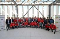 KAZAN DAİRESİ - Bursagaz Yöneticileri Sahada