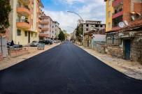 MUSTAFAPAŞA - Büyükşehir 3 Mahallede Asfalt Çalışması Yapıyor