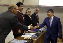 ABDURRAHMAN YILMAZ - Büyükşehir Meclisi'nde Encümen Ve Komisyon Üyeleri Seçildi