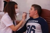 İŞİTME ENGELLİ - 'Coda' Çocuklarına Yönelik Diş Taraması