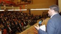 İLİM YAYMA CEMİYETİ - Cumhurbaşkanı Başdanışmanı Emin Önen Gençlerle Buluştu