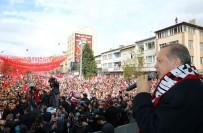 Cumhurbaşkanı Erdoğan Açıklaması 'Ey Kılıçdaroğlu Darbe Gecesi Niye Bırakıp Kaçtın'