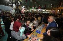 İLKER BAŞBUĞ - Denizli Kitap Fuarını 264 Bin Kişi Ziyaret Etti