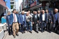 BALIK PAZARI - Dinçer; 'Zafer Çarşısı 100 Yıl Daha Hizmet Verecek Şekilde Dönüştürülmeli'