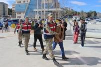 Elazığ'da FETÖ'den 4 Asker Tutuklandı