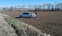 Elbistan'da Trafik Kazası Açıklaması 5 Yaralı